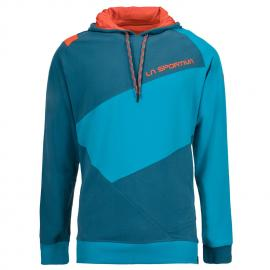 Bluza Barbati - Hanorac La Sportiva Magic Wood Lake Tropic Blue