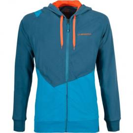 Bluza Barbati - Hanorac La Sportiva Rocklands Lake Blue