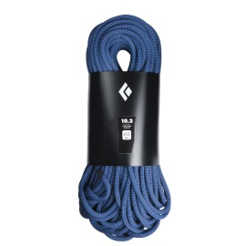 Coarda Escalada In Sala Black Diamond 10.2 Mm Rope Indoor