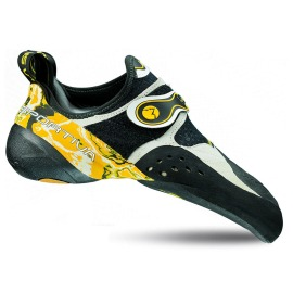 Espadrile Papuci De Catarat Barbati La Sportiva Solution Men White Yellow