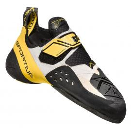 Espadrile Papuci De Catarat Barbati La Sportiva Solution Mens White Yellow