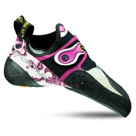 Espadrile Papuci De Catarat Femei La Sportiva Solution Womans White Pink