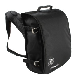Geanta Pentru Transport Coarda Alpinism Edelweiss DJ Rope Bag Black