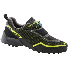 Incaltaminte Speed Mountainnering Si Trekking Barbati Dynafit Speed MTN Black Fluo Yellow