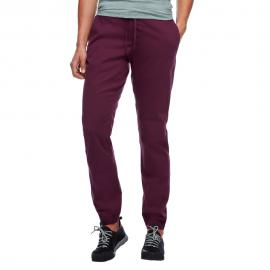 Pantaloni Stretch Femei Black Diamond Notion Ws Pants Plum