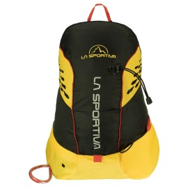 Rucsac Ski Alpinism La Sportiva Syborg Backpack Black Yellow