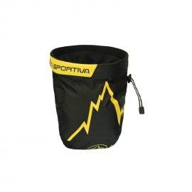 Sac Magneziu La Sportiva Laspo Chalk Bag Black