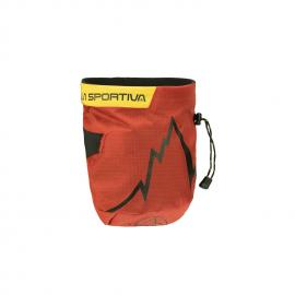 Sac Magneziu La Sportiva Laspo Chalk Bag Red