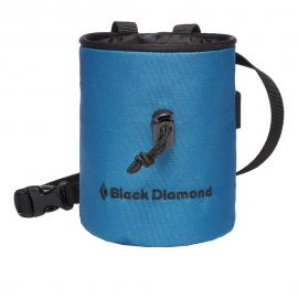 Saculet Magneziu Black Diamond Mojo Chalk Bag Blue
