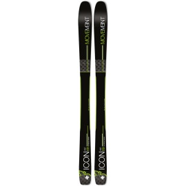 Schiuri De Tura Movement Icon Ti  89 Skis 2020