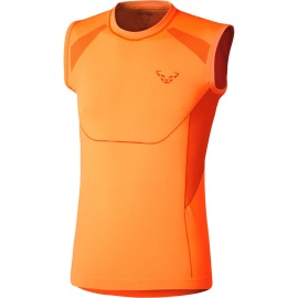 Tricou Barbati Dynafit Alpine Seamless Men Tank Fluo Orange