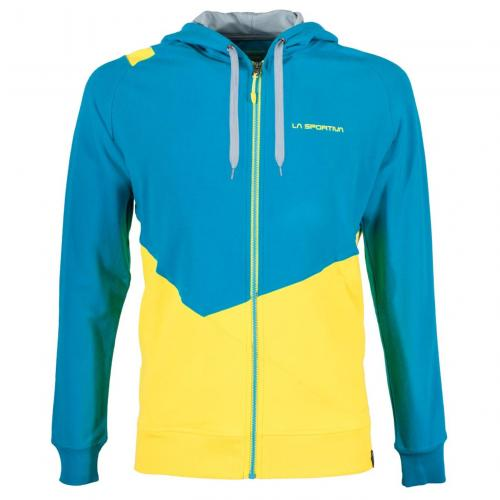 Bluza Barbati - Hanorac La Sportiva Rocklands Blue Lemon