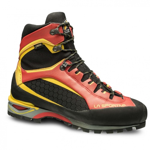 Bocanci Tehnici Alpinism Barbati Trango Tower GTX Red Yellow