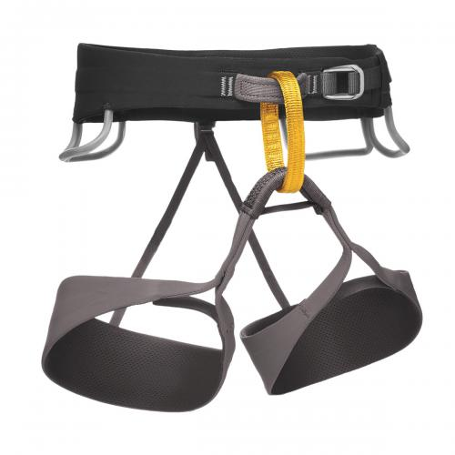 Ham Alpinism Si Escalada Black Diamond Solution Harness Mens