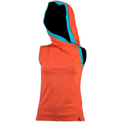 Tricou Femei La Sportiva Shadow Top Woman Coral